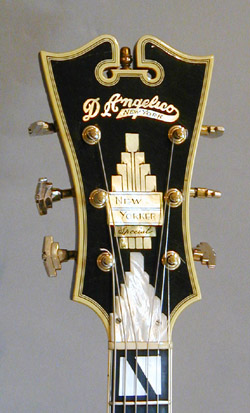 D Angelico New Yorker Guitar For Sale