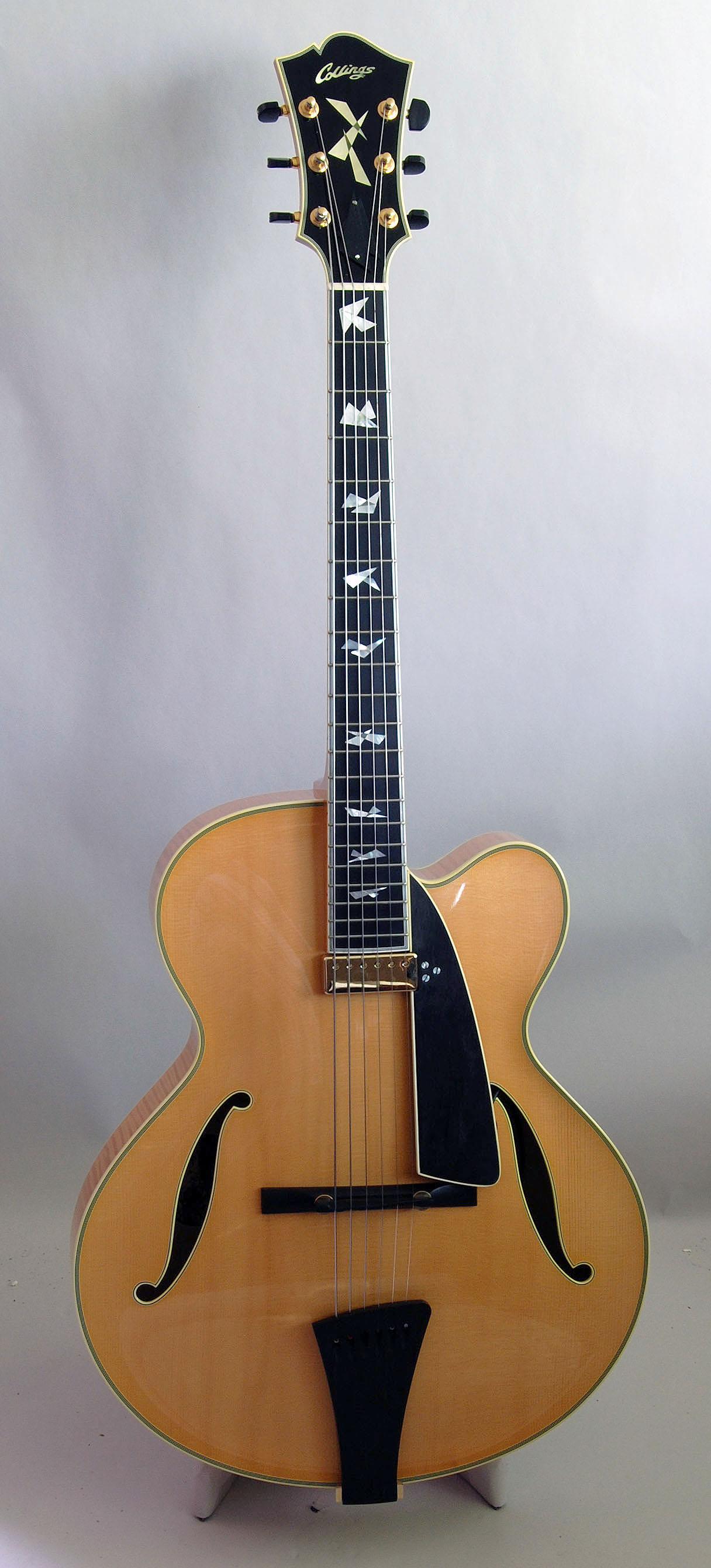 collings at 17 guitar for sale. Black Bedroom Furniture Sets. Home Design Ideas