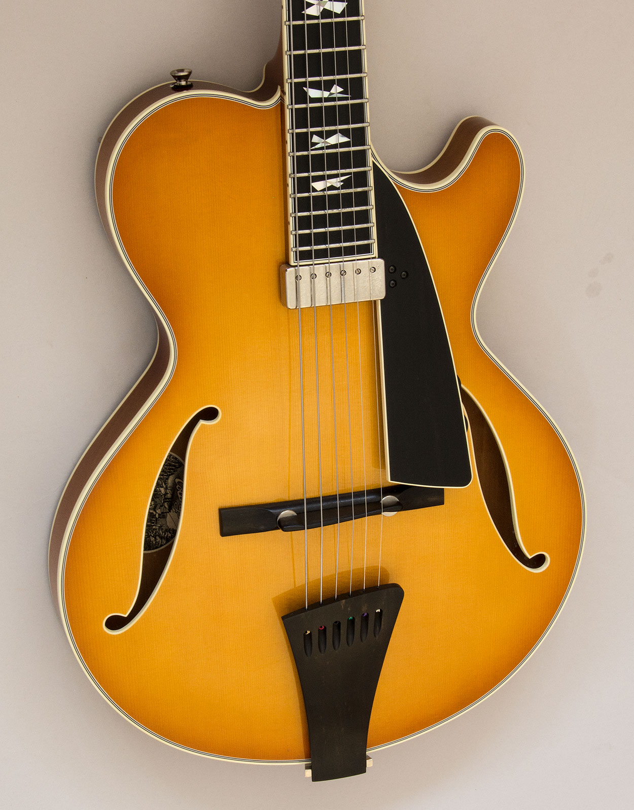 collings city limits jazz guitar for sale. Black Bedroom Furniture Sets. Home Design Ideas