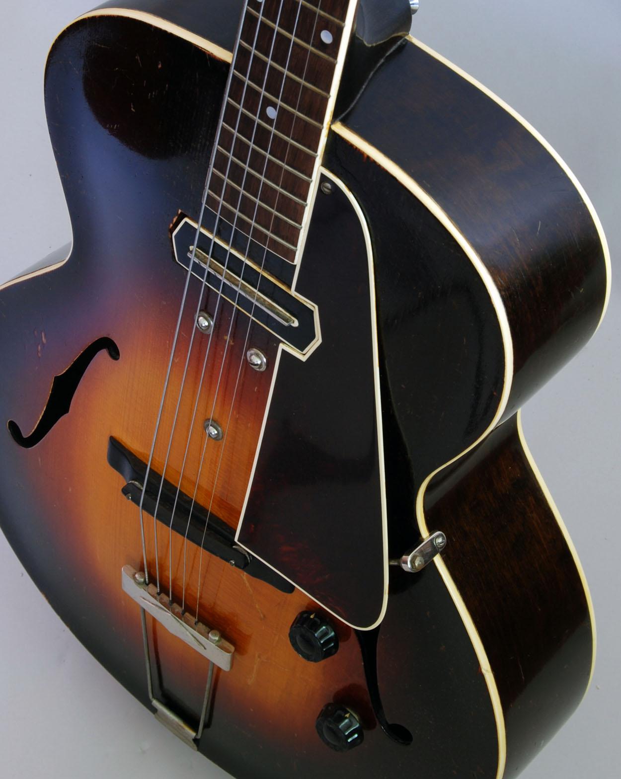 E S S E N T I A L: Gibson ES-150 Guitar For Sale